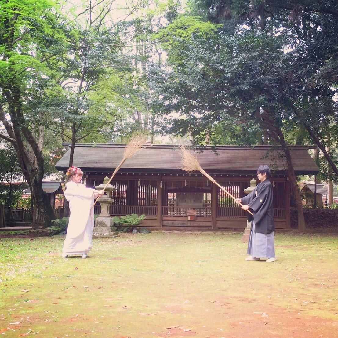 水戸 エクラ 茨城 神社 挙式 結婚 安い