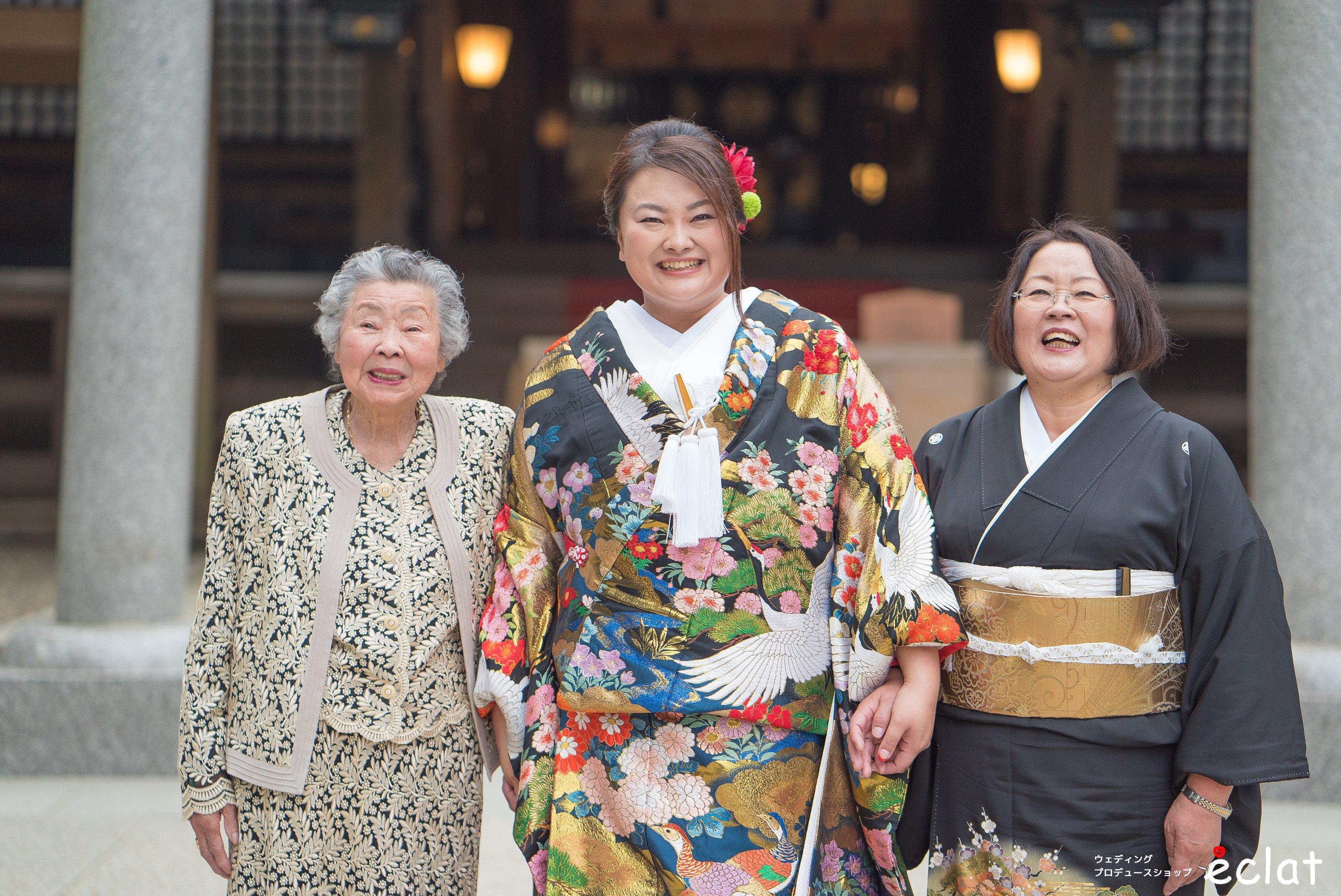 鹿島神宮 神社挙式 水戸 つくば 神社挙式 ウェディングプロデュースショップエクラ エクラ