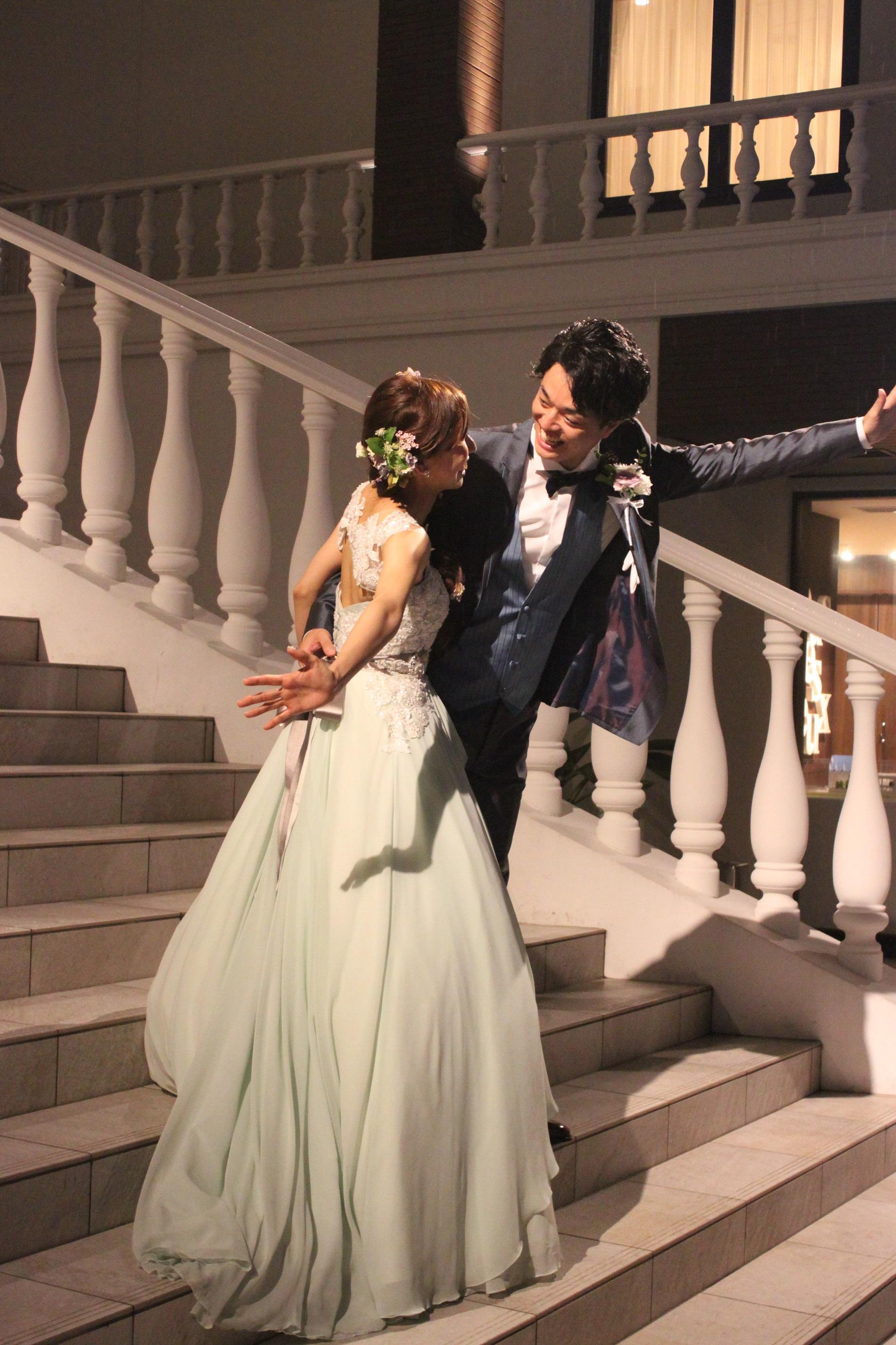 茨城 結婚式 結婚式場 エクラ タキシード