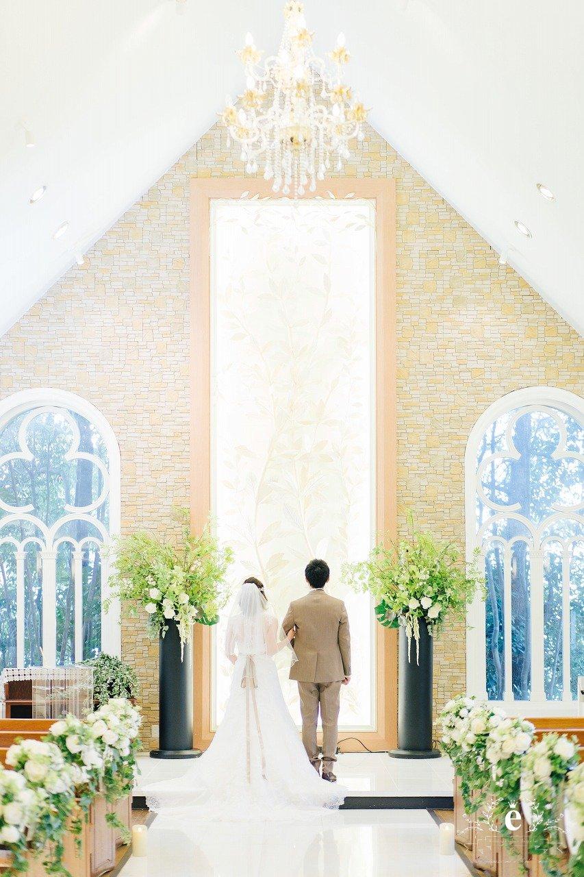 カナルハウス 古河市 フォトウェディング 前撮り ウェディングドレス タキシード チャペル 教会 コロナ禍 水戸 エクラ