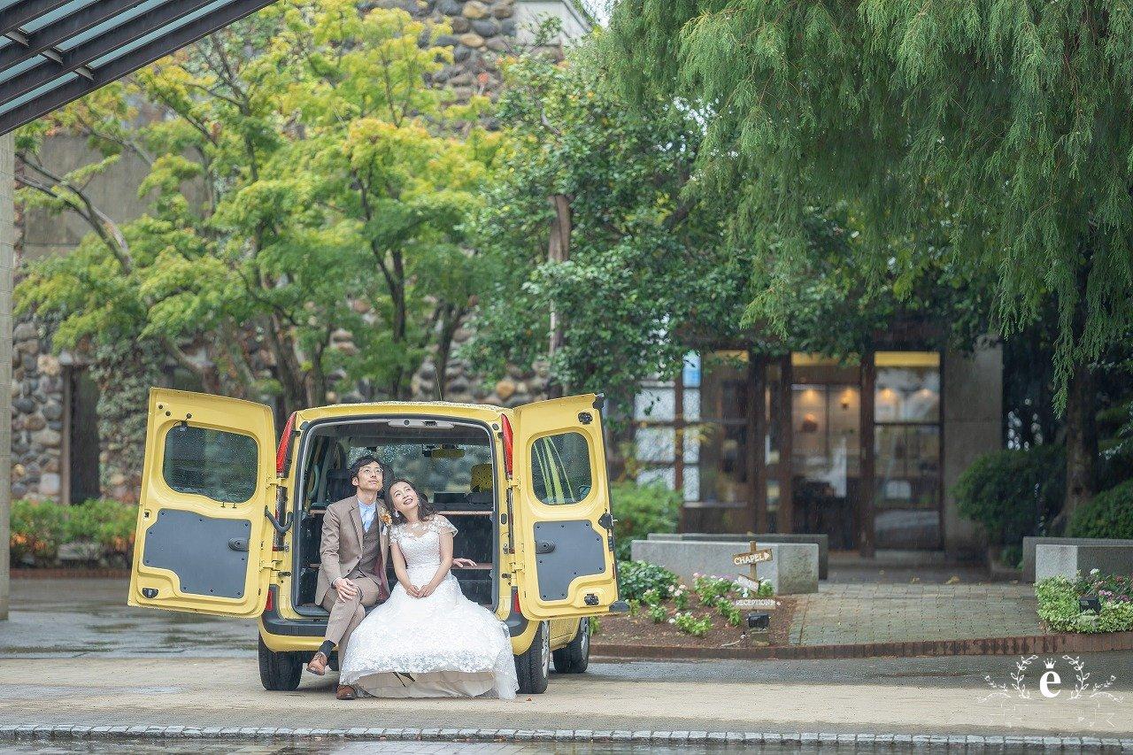 ストーンフォレスト 水戸 フォトウェディング 前撮り フォト婚 チャペル 式場前撮り 結婚式 ドレス コロナ禍 ウェディング エクラ スタジオエクラ